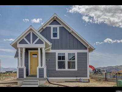 South Jordan Single Family Home For Sale: 5023 W Lake Terrace Ave