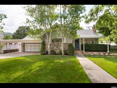 Bountiful Single Family Home For Sale: 245 S 300 E