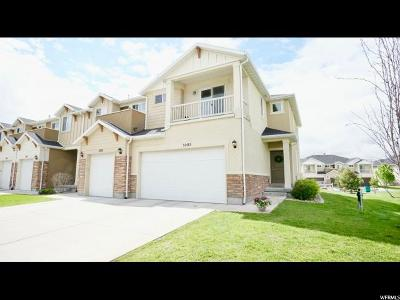 Lehi Townhouse For Sale: 3205 Desert Lily Dr
