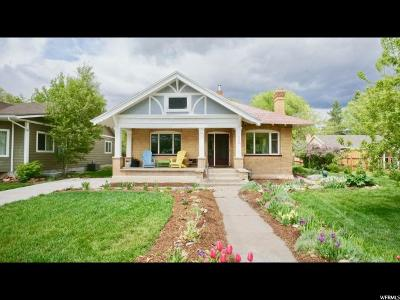 Heber City Single Family Home For Sale: 332 W Center St