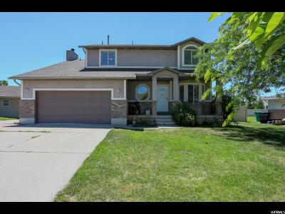Layton Single Family Home For Sale: 1964 E 1275 N