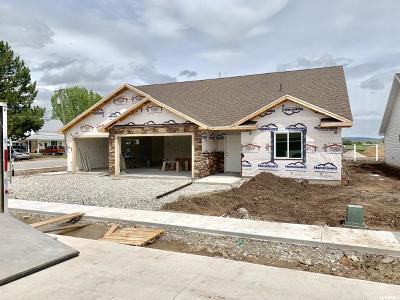 Preston Single Family Home Under Contract: 307 E 260 N