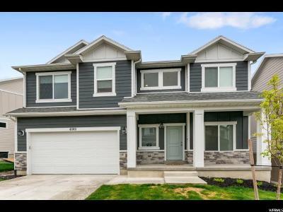 Lehi Single Family Home For Sale: 4808 N Arctic Fox Cir