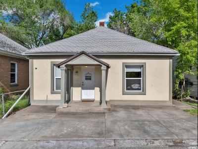 Ogden Single Family Home For Sale: 2358 S Orchard Ave
