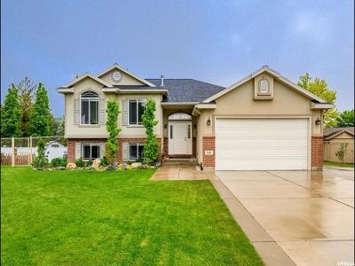 South Weber Single Family Home Under Contract: 2441 E Cedar Glen Cir S