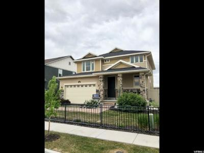Lehi Single Family Home For Sale: 3062 W 2400 N #230