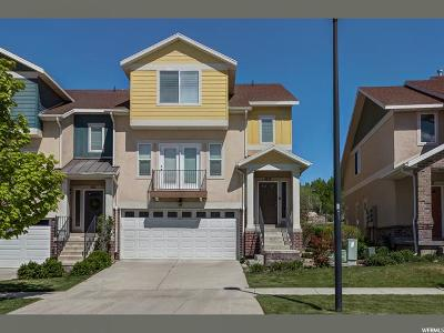 Sandy Townhouse For Sale: 1013 E Quarry View Way N