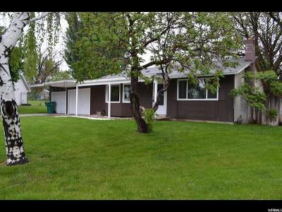 Roy Single Family Home For Sale: 2389 W 5850 S