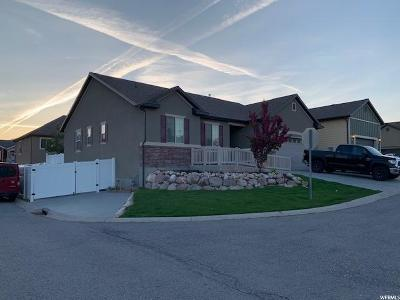 West Jordan Single Family Home For Sale: 6448 S Amber Sky Ct W