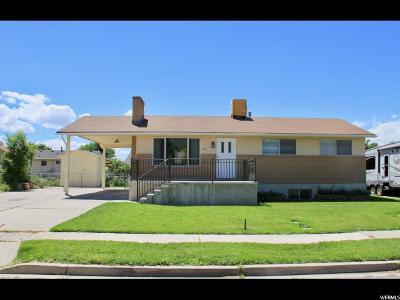 Spanish Fork Single Family Home For Sale: 532 S 1500 E
