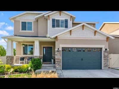 Lehi Single Family Home For Sale: 3345 High Bluff Meadow Ln