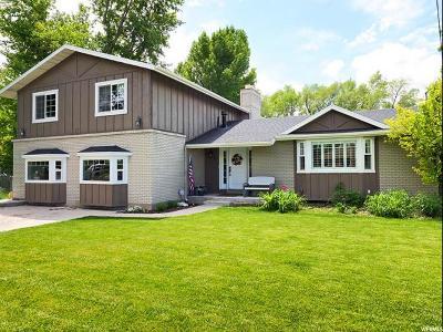 Mapleton Single Family Home For Sale: 99 W 600 N