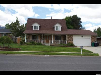Sandy Single Family Home For Sale: 1776 Abbedale Ln