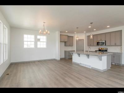 South Jordan Single Family Home For Sale: 6244 W Sugarcane Dr S #122