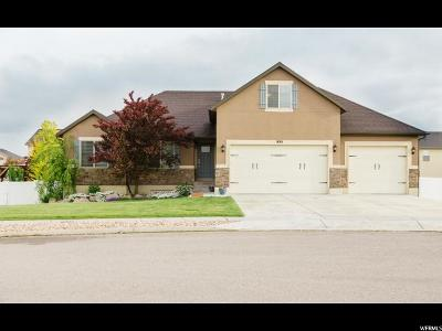 Lehi Single Family Home For Sale: 909 W 1550 S
