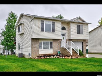 Clearfield Single Family Home For Sale: 315 W 1900 S