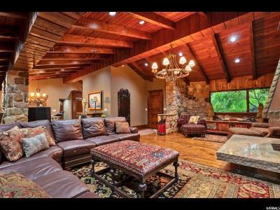 Single Family Home For Sale: 4939 S Cottonwood Ln E