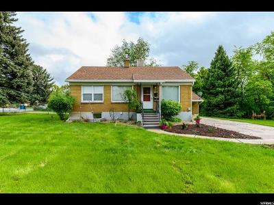 Ogden Single Family Home For Sale: 1291 E 36th St S