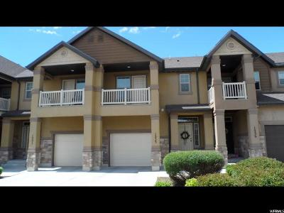 Saratoga Springs Townhouse For Sale: 1553 N Catagena Park Way E