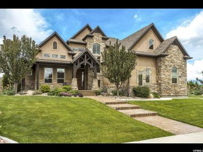 Riverton Single Family Home For Sale: 3704 W 12125 S