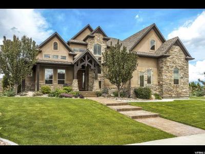 Riverton Single Family Home Backup: 3704 W 12125 S
