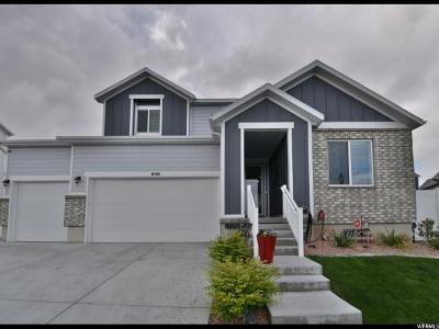West Jordan Single Family Home For Sale: 6516 W Thistle Ridge Cv S