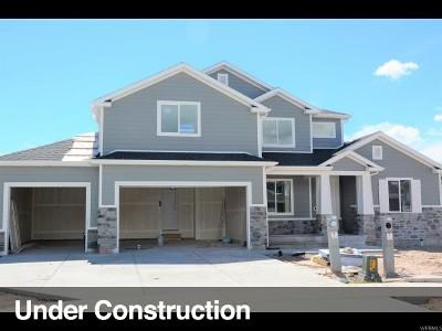 Eagle Mountain Single Family Home For Sale: 7288 N Stone Wall Cir E