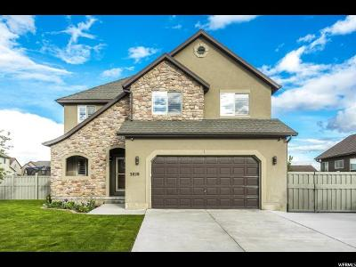 Eagle Mountain Single Family Home For Sale: 3828 E Pinehurst Dr