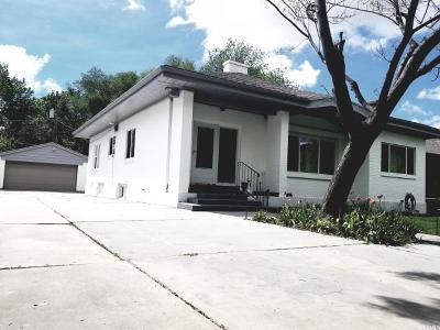 Ogden Single Family Home For Sale: 2571 S Van Buren E