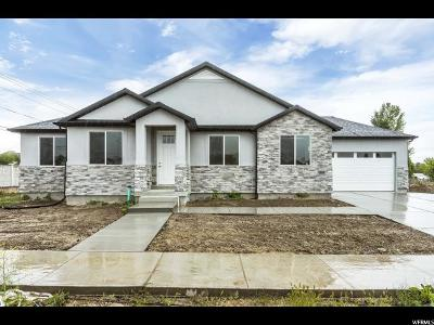 South Jordan Single Family Home Under Contract: 2660 W Titans Ct