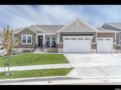 Draper Single Family Home For Sale: 14927 S Canyon Pointe Rd E