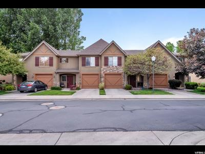 Midvale Townhouse For Sale: 6768 S 950 E