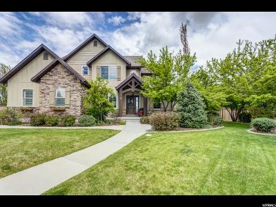 Heber City Single Family Home For Sale: 787 Shadow Rock Ct