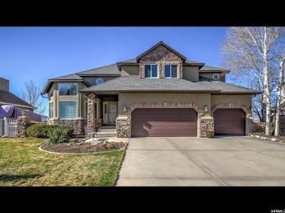Sandy Single Family Home For Sale: 1868 E Ashley Ridge Rd