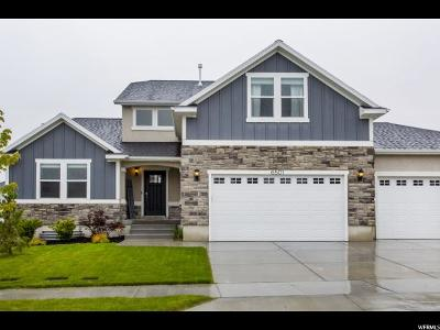 Herriman Single Family Home For Sale: 6501 W Rivulet Rd #107