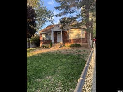 Perry Single Family Home For Sale: 1995 S Hwy 89