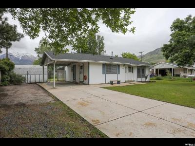 Ogden Single Family Home Under Contract: 688 Canfield Dr