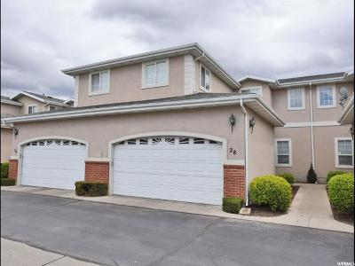 Orem Townhouse For Sale: 28 N 340 W