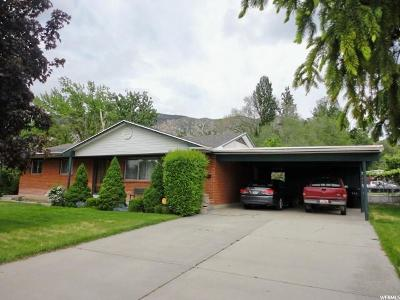 Brigham City Single Family Home For Sale: 518 N 300 W