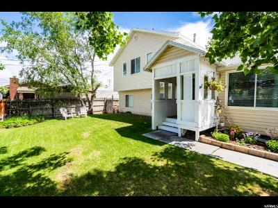 Spanish Fork Single Family Home Under Contract: 346 E 700 N