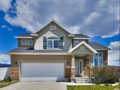 Heber City Single Family Home For Sale: 563 S 1150 E #56