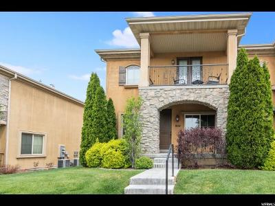 Orem Townhouse For Sale: 950 W 880 N