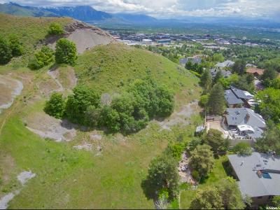 Salt Lake City Residential Lots & Land For Sale: 1577 E Tomahawk Dr 5 N