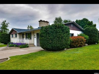 Midvale Single Family Home For Sale: 7371 S 145 E