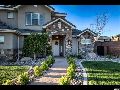 St. George Single Family Home For Sale: 2727 E 3800 S