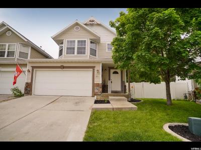 Ogden Single Family Home For Sale: 871 Quinn Ct