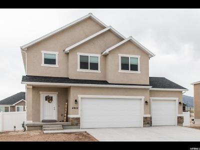 Eagle Mountain Single Family Home For Sale: 4922 N Goosefoot E