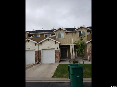 Lehi Townhouse For Sale: 3201 Desert Lily