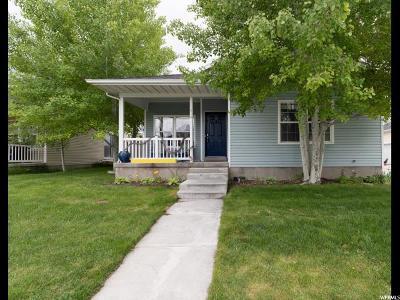 Eagle Mountain Single Family Home For Sale: 1858 E Pinion Cir