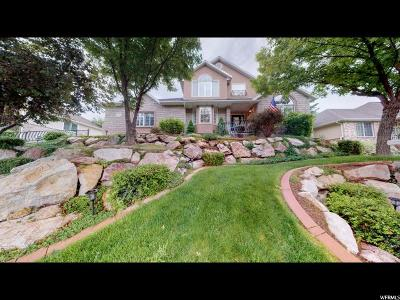 Draper Single Family Home For Sale: 1664 Timoney Rd